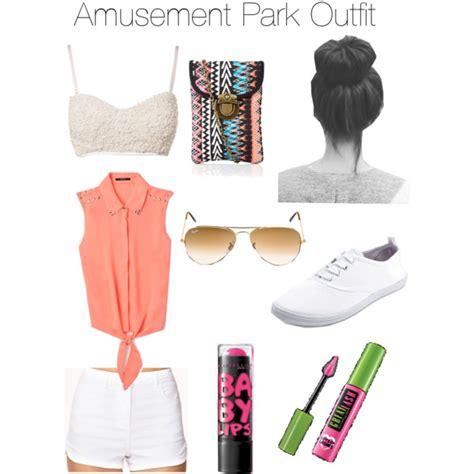 Amusement Park Outfit Polyvore