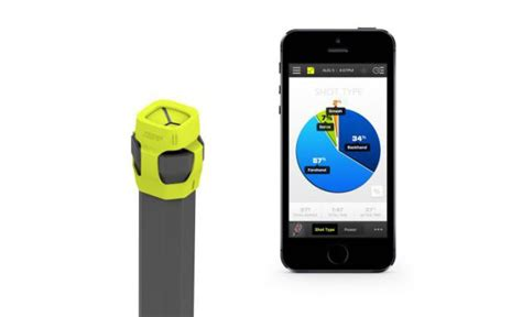 zepp tennis swing analyzer soon everyone will be doing it with a strap on the reg s