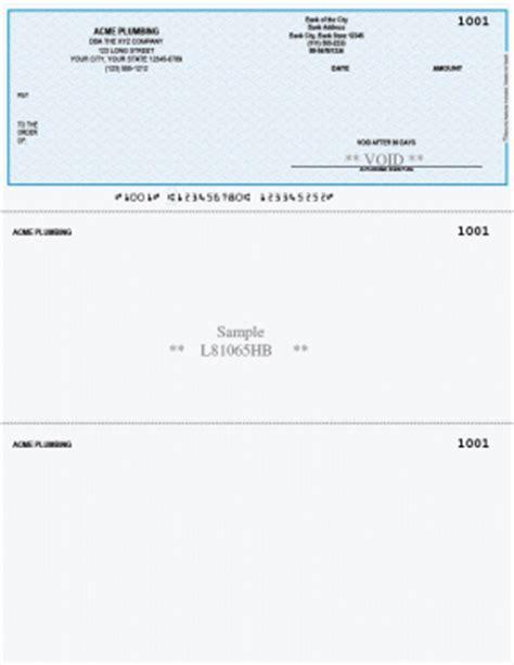 Business Information Background Check Secure Checks Preprinted Laser Multipurpose Top Check 81065hb L81065hb Order