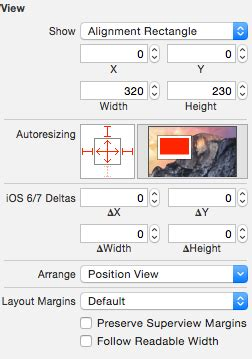 imageview layout height programmatically iphone change imageview height programmatically ios