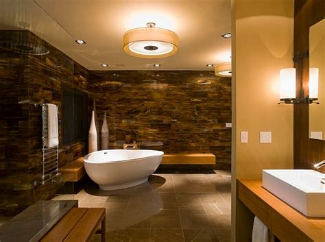 Spa Bathroom Designs by Bathroom Trends Freestanding Bathtubs Bring Home The