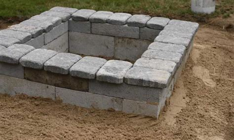diy pit cinder blocks 27 pit ideas and designs to improve your backyard