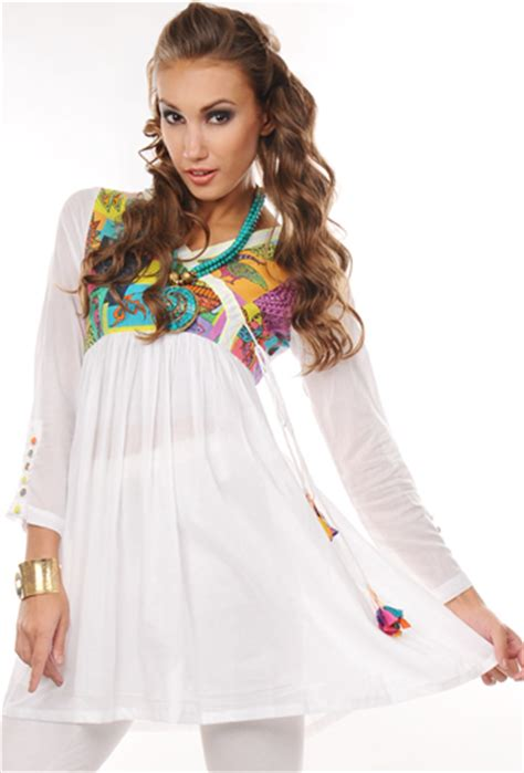 yoke pattern kurti patchwork patterns for kurti 2013 new patchwork designs
