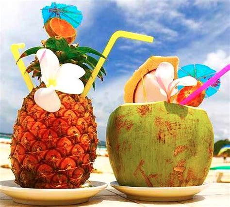 martini hawaiian coconut drinks and tropical on pinterest