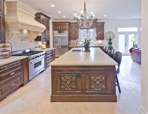 28 luxury kitchen island designs 143 luxury kitchen