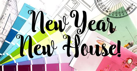 house new year new year new house