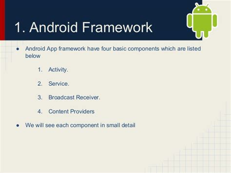 android layout framework android session 2