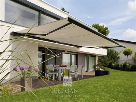patio awnings uk patio awnings uk quality awnings fully fitted by elegant