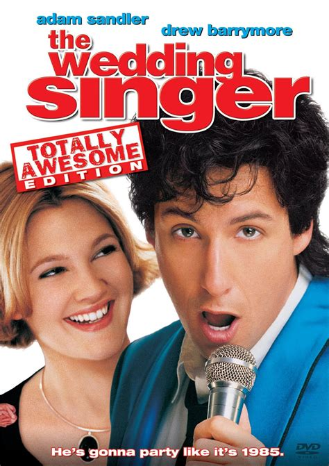 wedding singer dvd release date