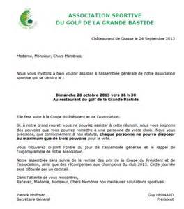 le de l as association sportive du golf de la