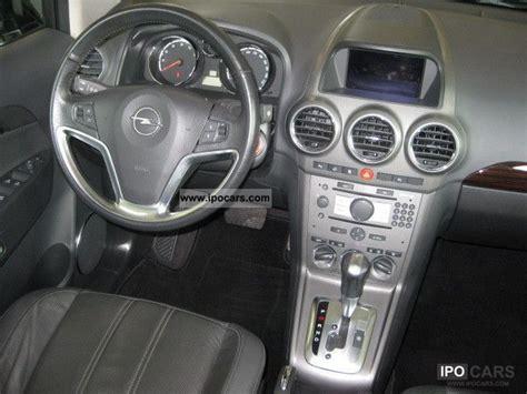 opel antara 2008 interior 2008 opel antara 3 2 v6 4x4 cosmo leather navi sunroof