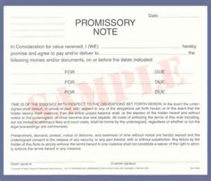 vehicle promissory note template ids forms supplies required forms