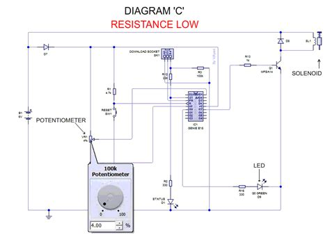 variable resistor microcontroller 100k potentiometer wiring diagram 7 segment display wiring diagram wiring diagrams gsmx co