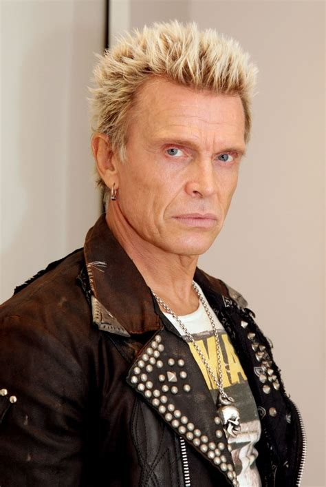 Billy Idol   Image Mag