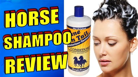 Shoo Mane And shoo and conditioner for human hair best 2017