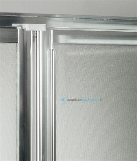 box doccia 3 lati 70x100x70 box doccia 3 lati con 2 ante fisse e porta a soffietto