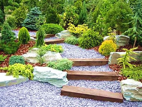 Backyard Rock Garden Expressive Rock Garden Ideas Agit Garden Collections