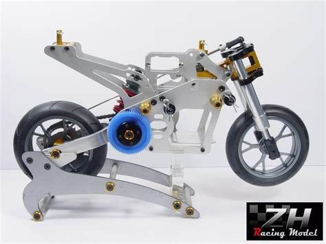 Rc Motorrad Ricky Carmichael by 2 Wheel Hobbies