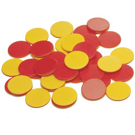 two color two color plastic counters 200 st ctu7209 learning
