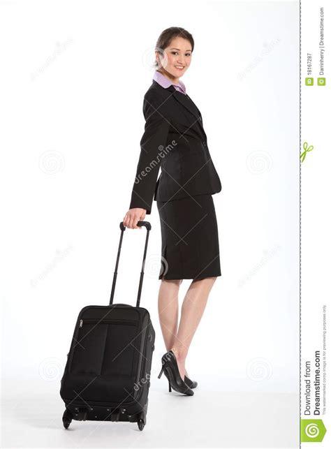 class business travel beautiful asian woman royalty