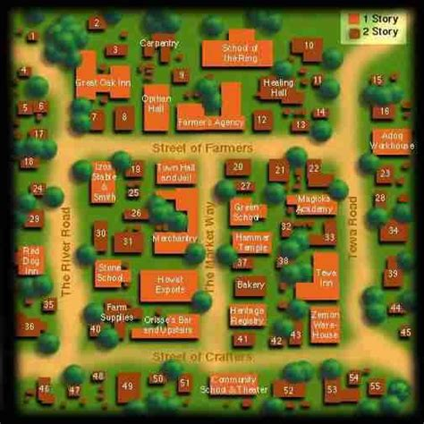 layout map maker rpg town map rpg village map invitation maps