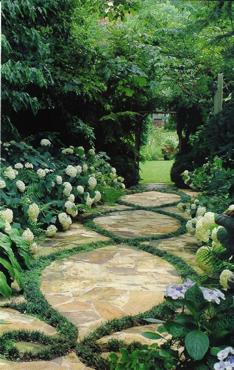 secret garden with an amazing floor content in a cottage ǁ landscape ǁ gardens