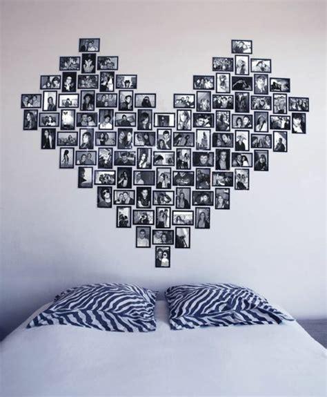 Herz Aus Fotos An Der Wand Machen 287 by Schlafzimmer Dekorieren Gestalten Sie Ihre Wohlf 252 Hloase