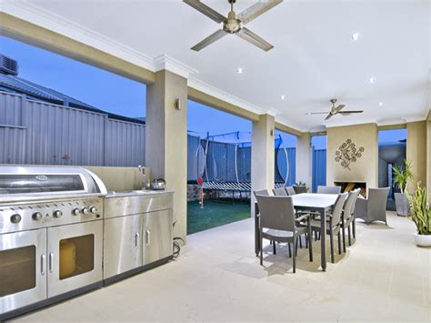 alfresco ideas outdoor living design with bbq area from a real australian home outdoor living photo 185316
