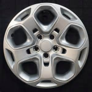 2010 Ford Fusion Hubcaps Ford Hubcap 7052 Ford Fusion 17 Quot Silver Hubcap Wheel