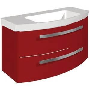 meuble de salle de bain suspendu 2 tiroirs day