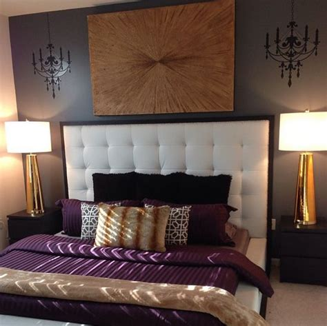 Bedroom Pics On Instagram Our Century Table Ls And Golden Voyage Painting Add