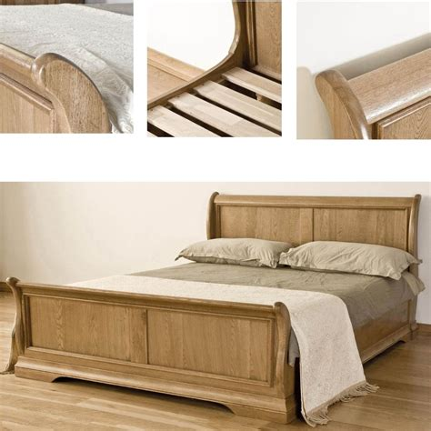 Toulon Solid Oak Furniture 6 Super King Size Bedroom Ebay Bed