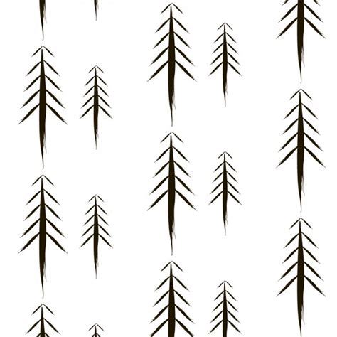 svg tree pattern white tree pattern vector free download