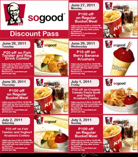 printable restaurant coupons louisville ky printable coupon kfc 2017 2018 best cars reviews
