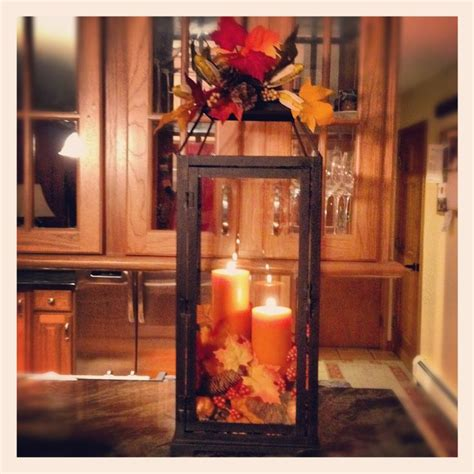 ideas for fall decorations 25 unique fall lanterns ideas on fall