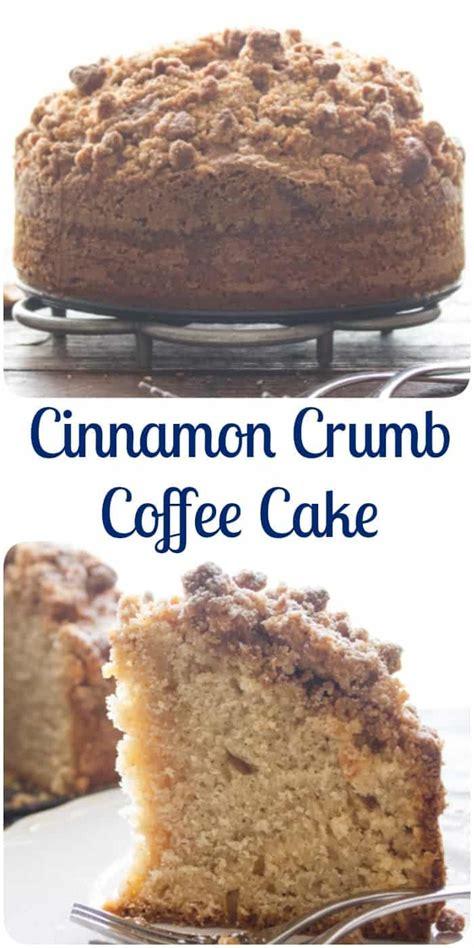 cinnamon crumb coffee cake cinnamon crumb coffee cake an italian in my kitchen