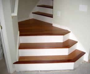 Hardwood Flooring On Stairs Stairs Hardwood Flooring Specialists
