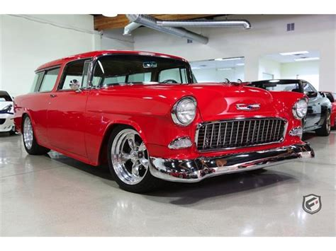1955 to 1957 chevrolet nomad for sale on classiccars