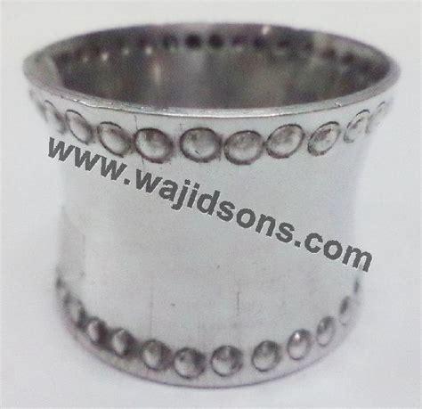 Alumunium Napkin Ring aluminum napkin ring manufacturer in uttar