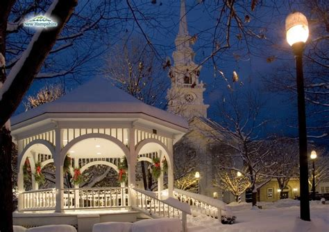 from the archives gazebo in keene new hshire during