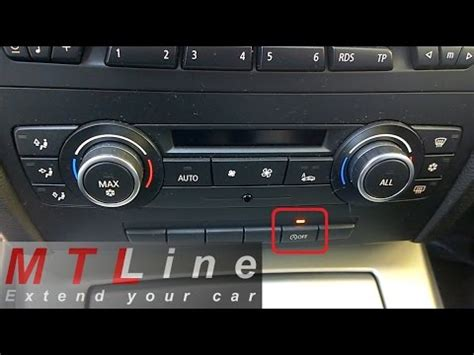 bmw 3 series e90, my2011 – start/stop memory function
