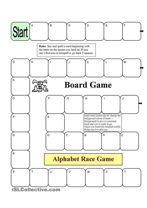 printable games for english language learners english language learning board games english language