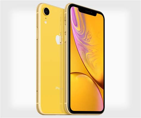 apple unveils the iphone xr a budget phone with one portrait mode