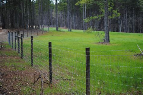 steel wire fence farm fence installation select fence