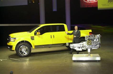 Ford f 350 tonka concept truck