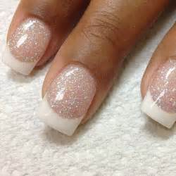 25 best ideas about french nail designs on pinterest