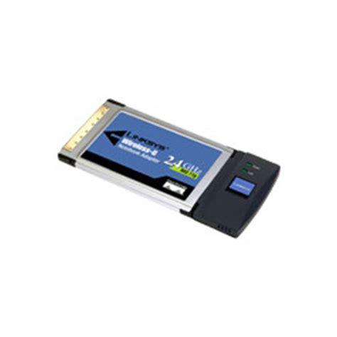 Linksys 802 11b G Cardbus Wireless Laptop Adapter linksys wpc54g wireless g notebook adapter villman computers