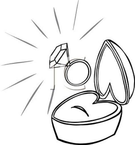 diamond ring coloring pages diamond ring coloring pages