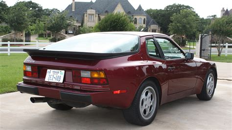 porsche 944 coupe 1987 porsche 944 coupe w175 dallas 2014