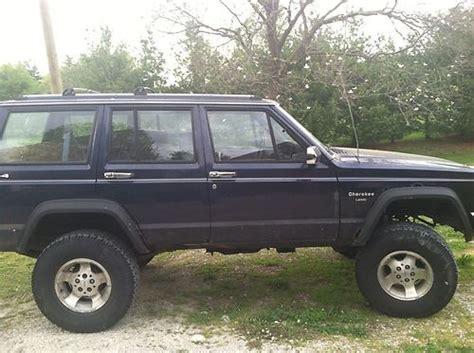 1992 Jeep Laredo Purchase Used 1992 Jeep Laredo Sport Utility 4